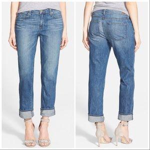 PAIGE Porter Boyfriend Jeans in Dazely Wash